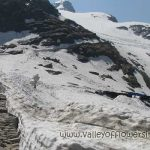 Way to Hemkund Sahib in June first week.